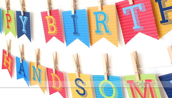 Spouse Birthday Idea Banner