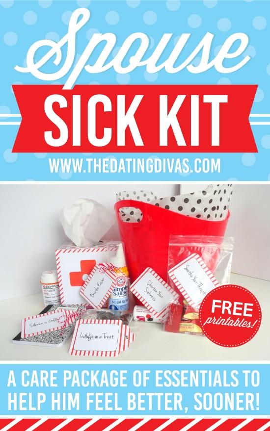 Spouse Sick Kit