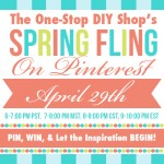 Pinterest Spring Fling & Giveaway!