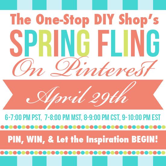 Spring Fling on Pinterest