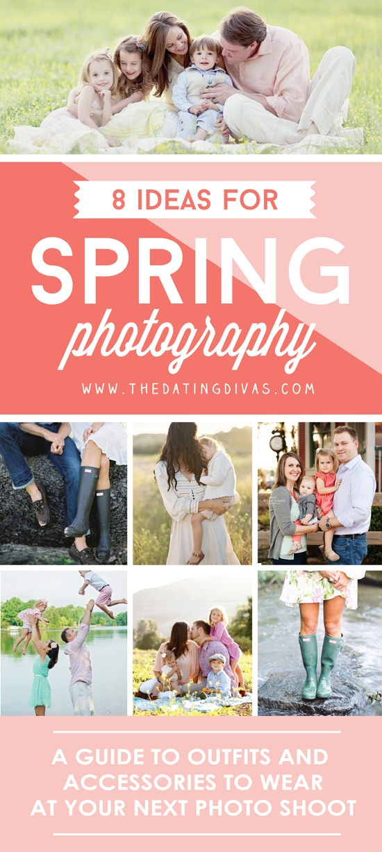 What to Wear: Spring Photography