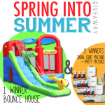 Summer Bounce House Giveaway!