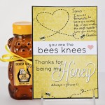 """You're the Bees Knees"" Printable"