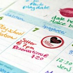Date Night Calendar Stickers