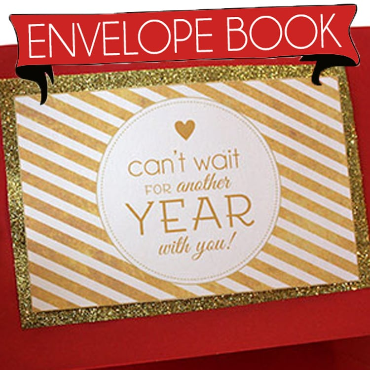 Envelope Memory Book DIY craft idea