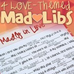 Madly In Love Mad Libs