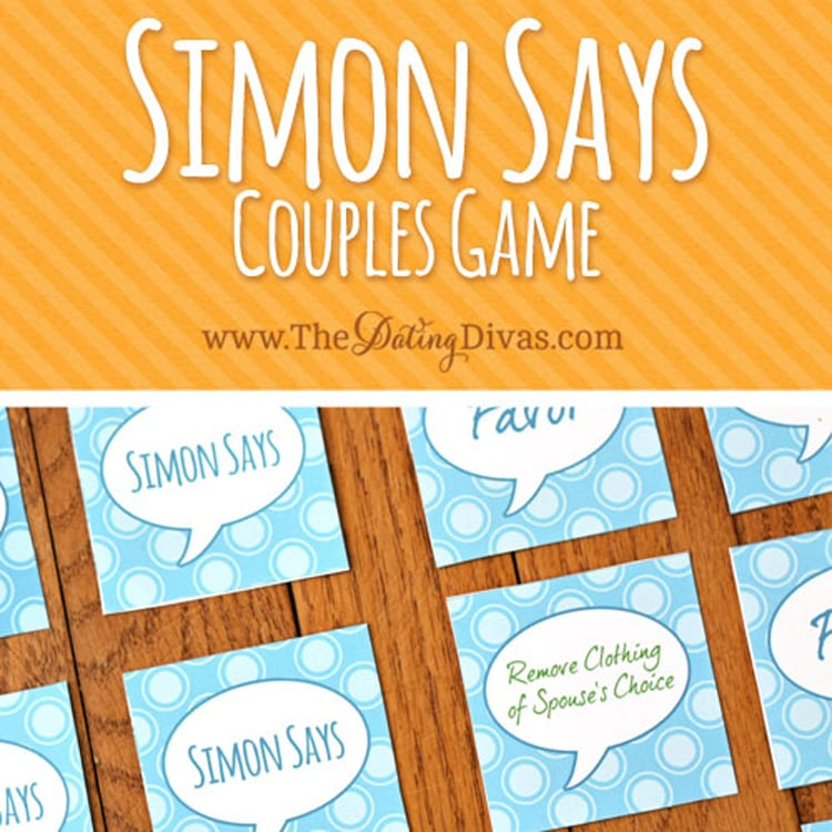 Simon Says bedroom game