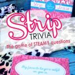 Strip Trivia, A Bedroom Game