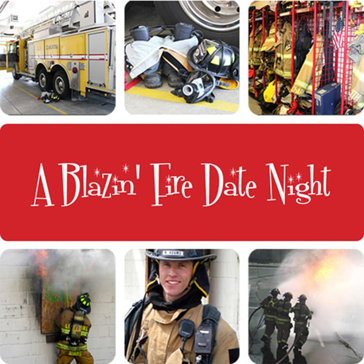 The Ultimate Fire-themed Date night