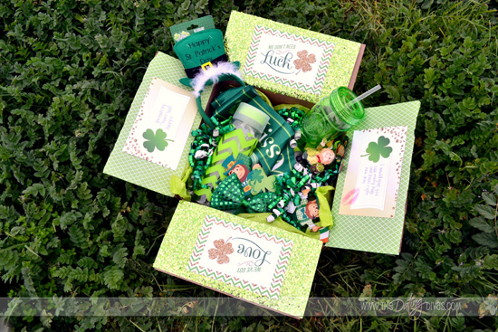 Free Care Package Printables