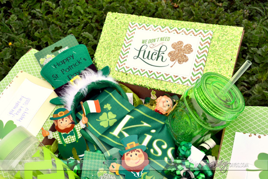 St. Patrick's Day Relationship Gifts