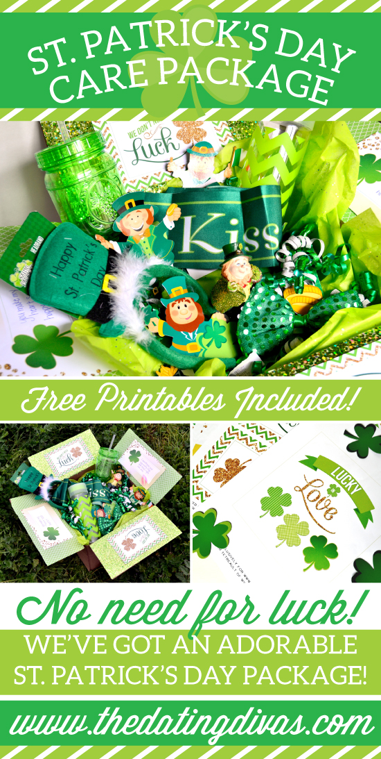 St. Patty's Day Care Package