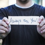 Always Say