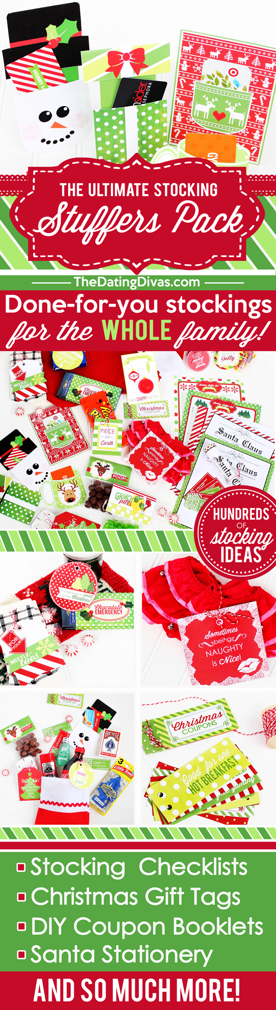 unique and creative stocking stuffer ideas - Stocking Stuffer Idea