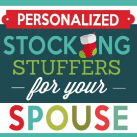 Stocking Stuffer ideas For Your Spouse