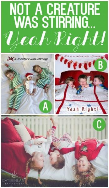 Such cute Christmas card ideas