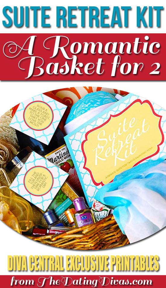 Suite Retreat Romance Kit Printables