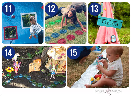 Summer Outdoor Activities for Kids 2014-3