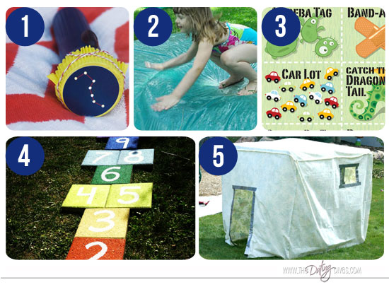 Summer Outdoor Activities for Kids 2014 Candice