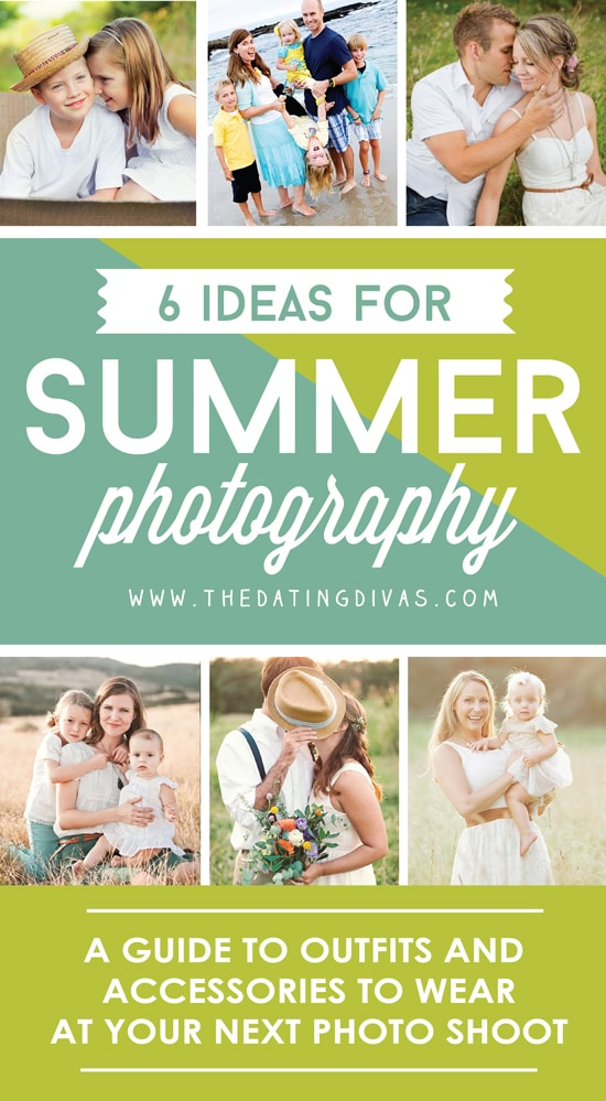 What to Wear: Summer Photography