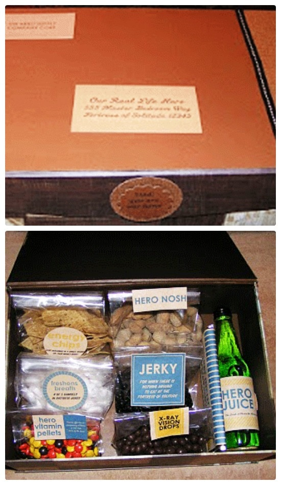 Long Distance Gift Box Ideas