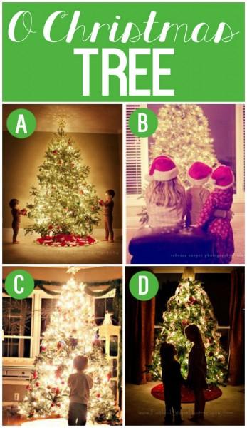 Sweet Christmas Card Photo Ideas