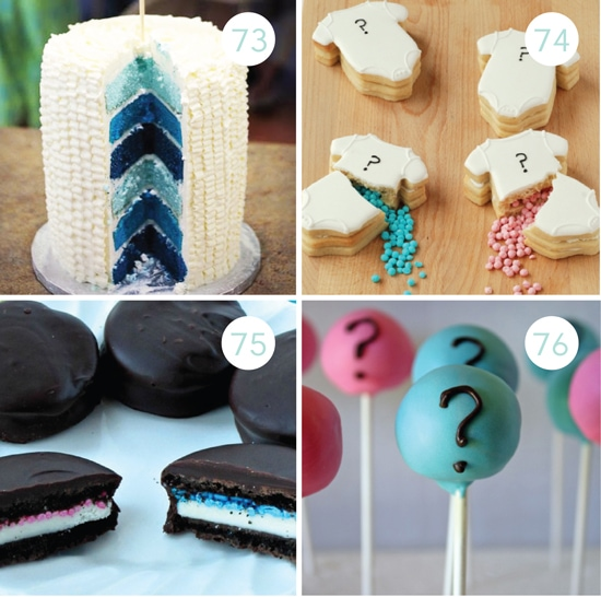 Sweet-Treats-for-a-Gender-Reveal-party