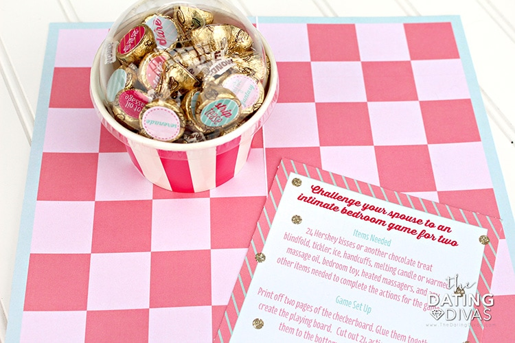 Sweetheart Bedroom Party Intimate Game Printables