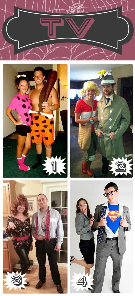 Last Minute Couples Halloween Costumes