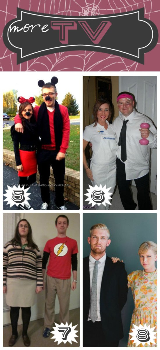 diy couples costumes - Halloween Costumes Idea For Couples