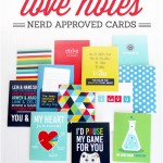 """Talk Nerdy To Me"" Printable Love Notes"
