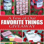 """Favorite Things"" Blog Hop"