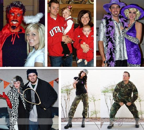 2011 - Halloween Costumes