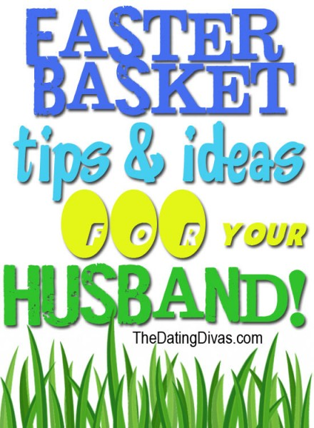 An Easter Basket for the Happy Hubby - FREE Printables - Happy Home Fairy