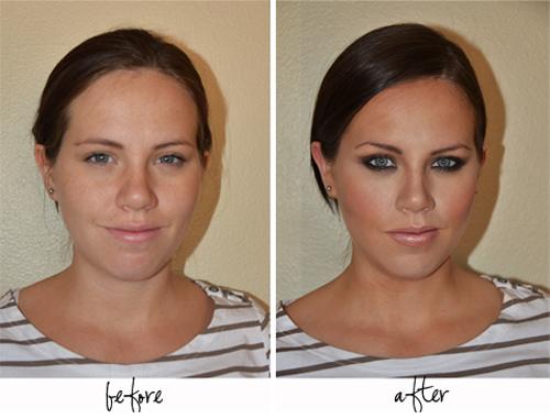 Tara-Maskcara-Post-Pregnancy Makeup
