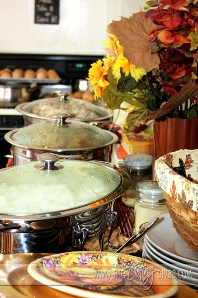 Thanksgiving dates