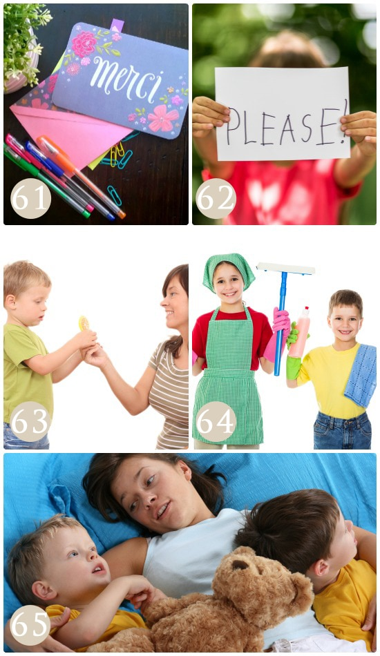 Tips to teach kids gratitude.