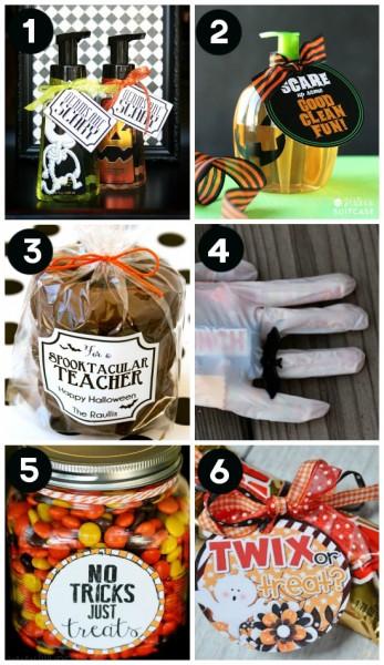 Teacher Gift Ideas for Halloween