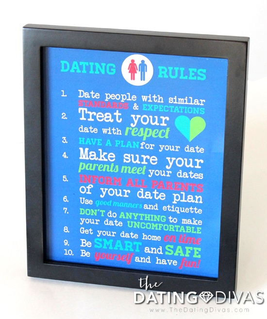 Teen Dating Rules