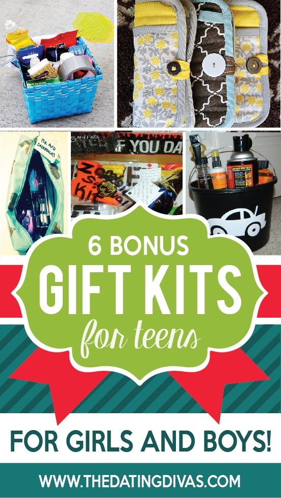 Gift Ideas for Teens- Gift kits