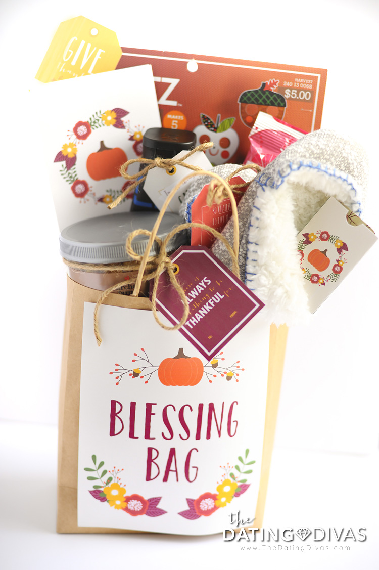 Thanksgiving Blessing Bags