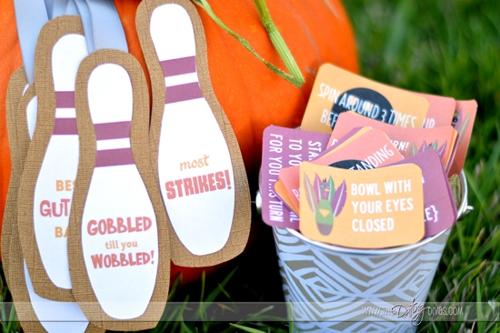 Thanksgiving Game Printables