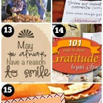 80+ Thanksgiving Traditions