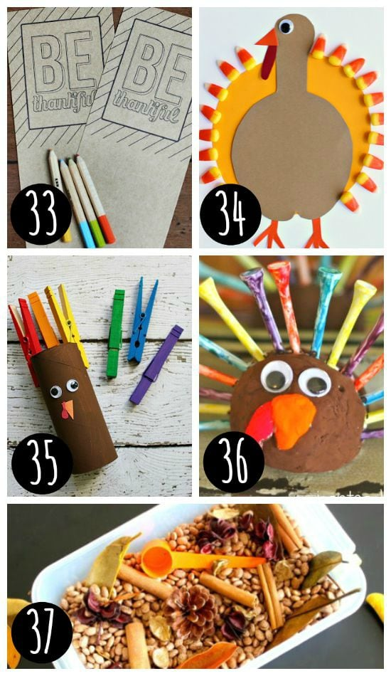 101 more thanksgiving traditions for Thanksgiving turkey arts and crafts