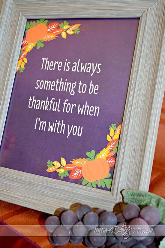 Thanksgiving Print