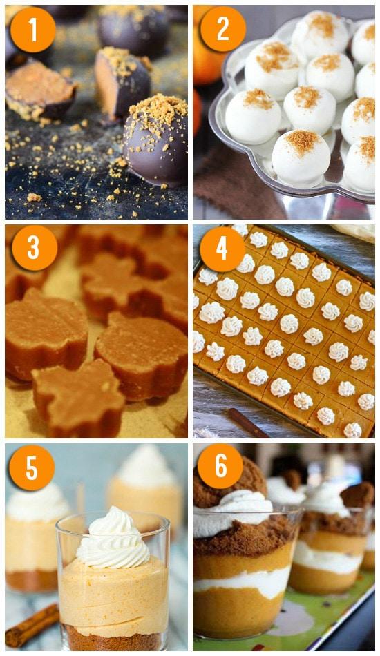The BEST Pumpkin Dessert Recipes