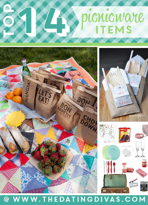 The Best Picnicware Items Needed For Every Picnic