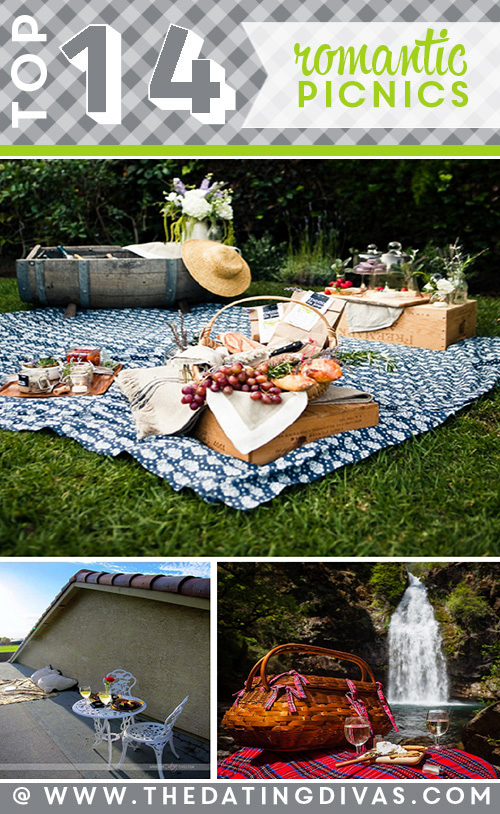 The Best Romantic Picnic Date Ideas