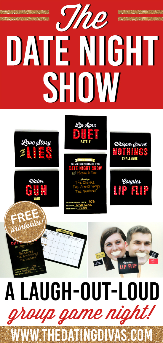 The Date Night Show Couples Games