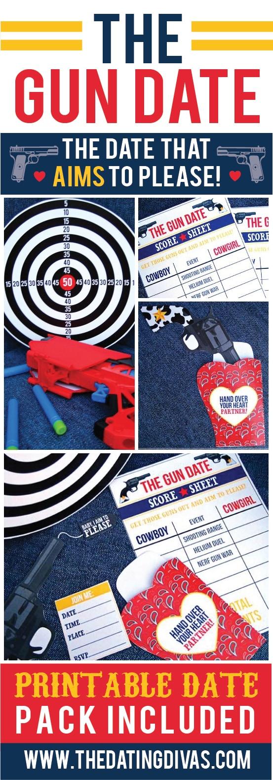 The Shooting Range Date Night